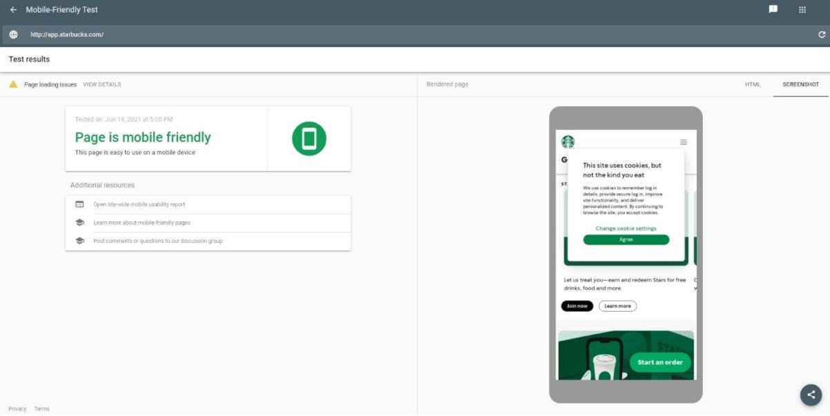 Mobile friendly testing - Zyrous application development company Perth